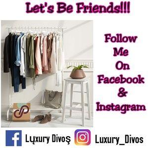 💛Let's Be Friends💛 Facebook & Instagram